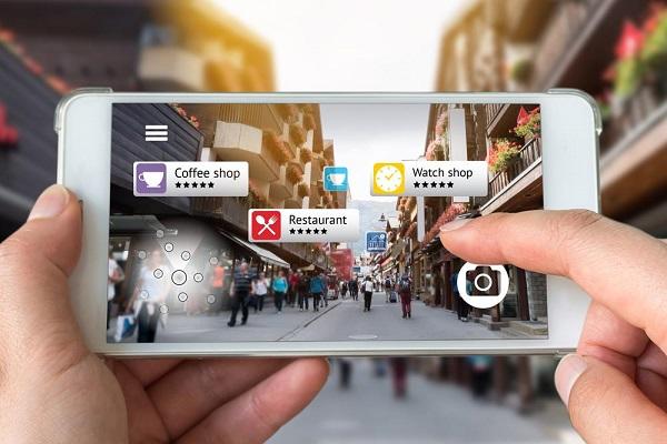 Augmented Reality - Future Smartphones