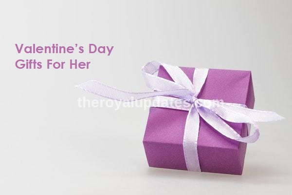Valentine's Day Gifts For wife